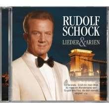 Rudolf Schock - Lieder & Arien, CD