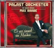 Max Raabe: Es war einmal ein Musikus, CD
