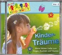 Kinder-Träume-Meine Kinderwelt Vol.2, CD