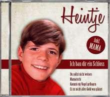 Hein Simons (Heintje): Ich bau dir eine Schloss - Heintjes größte Erfolge, CD