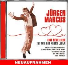 Jürgen Marcus: Eine neue Liebe, CD