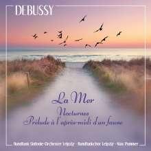 Claude Debussy (1862-1918): La Mer, CD