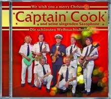 Captain Cook und seine singenden Saxophone: Die schönsten Weihnachtslieder, CD