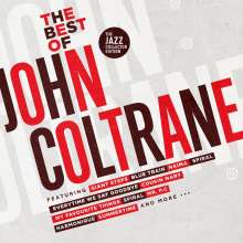 John Coltrane (1926-1967): The Best Of John Coltrane (The Jazz Collector Edition), 2 CDs