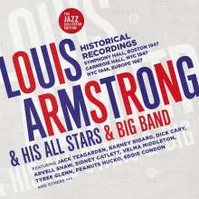 Louis Armstrong (1901-1971): Louis Armstrong & His All Stars & Big Band (The Jazz Collector Edition), 2 CDs
