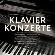 Klavierkonzerte, 2 CDs