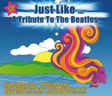Just Like... A Tribute To The Beatles, 2 CDs