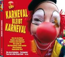 Karneval bleibt Karneval, 2 CDs