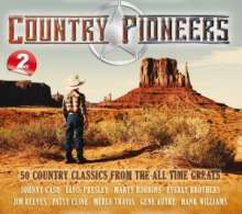 Country Pioneers-50 Country Cl, 2 CDs