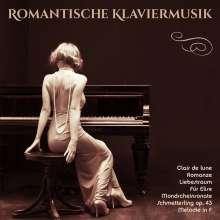 Romantische Klaviermusik, 2 CDs