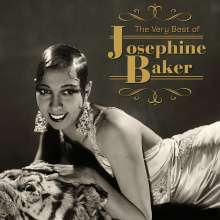Josephine Baker: The Very Best Of Josephine Baker, 2 CDs