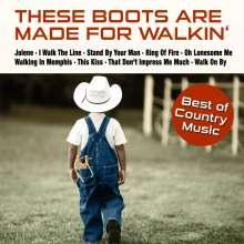 These Boots Are Made For Walkin', 2 CDs