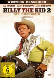Billy the Kid 2 - Die Rückkehr, DVD