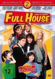 Full House: Rags to Riches Season 2, 3 DVDs