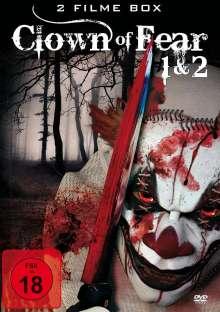 Clown of Fear 1 & 2, DVD