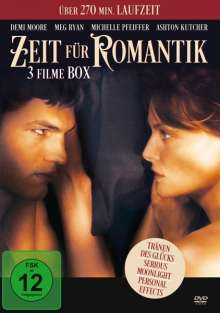 Zeit für Romantik (3 Filme-Box), DVD