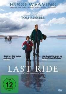 Last Ride, DVD