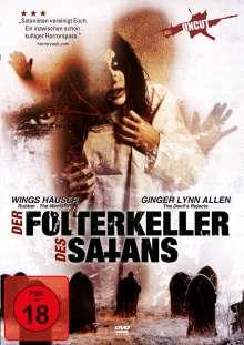 Der Folterkeller des Satans, DVD