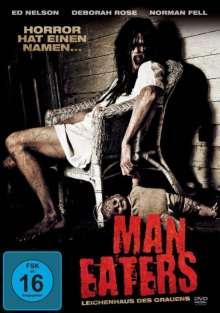 Man Eaters - Leichenhaus des Grauens, DVD
