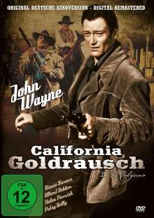California Goldrausch, DVD