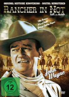 Rancher in Not, DVD