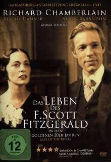 Das Leben des F. Scott Fitzgerald, DVD