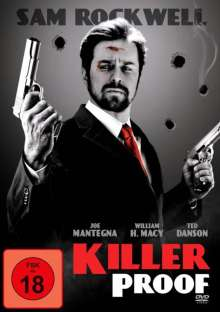 Killer Proof, DVD