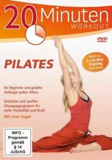 20 Minuten Workout - Pilates, DVD
