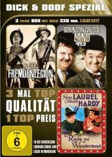 Dick & Doof Spezial, DVD
