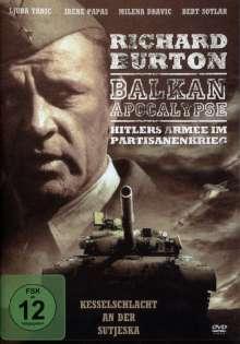 Balkan Apokalypse, DVD