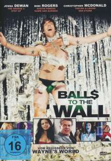 Balls to the Wall, DVD