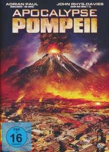 Apocalypse Pompeii, DVD