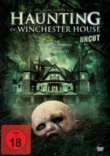 Haunting of Winchester House, DVD