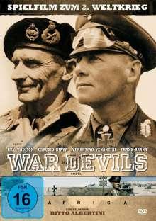 War Devils, DVD