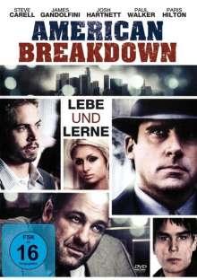 American Breakdown, DVD