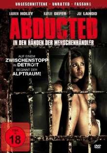 Abducted - In den Händen der Menschenhändler, DVD