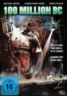 100 Million BC, DVD