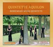 Quintette Aquilon - Bohemian Wind Quintets, CD