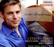 Hanno Müller-Brachmann - Lieder, CD