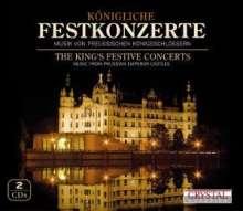 Königliche Festkonzerte, 2 CDs