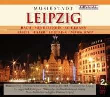 Musikstadt Leipzig, 2 CDs