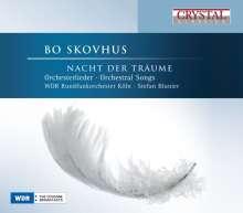 Bo Skovhus - Nacht der Träume, CD