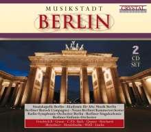 Musikstadt Berlin, 2 CDs