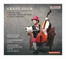 Ernst Toch (1887-1964): Bunte Suite op.48, CD