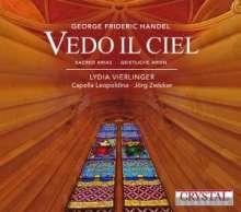 Georg Friedrich Händel (1685-1759): Geistliche Arien, CD