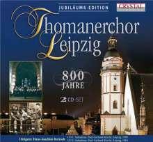 Thomanerchor Leipzig - 800 Jahre (Jubiläums-Edition), 2 CDs