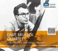 Dave Brubeck (1920-2012): 1960 Essen, Grugahalle, CD