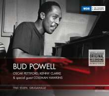Bud Powell, Oscar Pettiford & Kenny Clarke: 1960 Essen, Grugahalle, CD