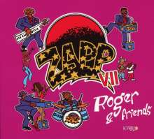 Zapp: VII: Roger & Friends, CD