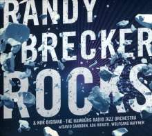 Randy Brecker (geb. 1945): Rocks, CD